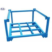 China Commercial Car Tyre Storage Rack Heavy Duty Corrosion Protection Steel on sale