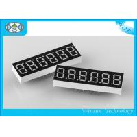 Wholesale 0.30 Inch Seven Segment Led Display 20mA With High Luminous Intensity , Eco Friendly from china suppliers