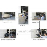 Wholesale Customized Tyre Cleaning Machine Ultrasonic Engine Cleaner 453.6L from china suppliers