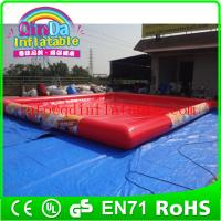 Wholesale Inflatable pool, kids pool, outdoor inflatable swimming pool for kids from china suppliers