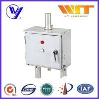 Wholesale High Power Motor Driven Operated Mechanism For Isolators Switch , Stainless Steel Materials from china suppliers