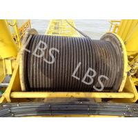 Wholesale Integral Type Lebus Groove Drum Winch For Offshore PlatformTower Crane from china suppliers