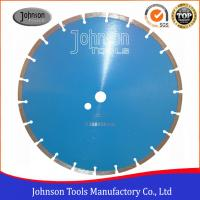 "Wholesale 12"" Laser Welded Diamond Blades For Fast Cutting , 300 mm Outer Diameter from china suppliers"