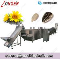 Wholesale Industrial Sunflower Seed Roasting Line|Seeds Baking Machine Suppliers from china suppliers