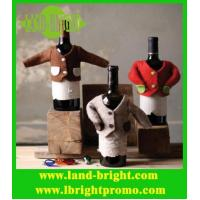 Wholesale 2013 special gift felt wine bottle holder from china suppliers