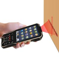 Wholesale Goden Metal Frame Android hand scanner Barcode  4.0 inch GPS GPRS Bluetooth WIFI Connection from china suppliers