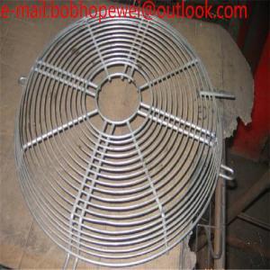 Buy cheap metal radiator fan guard/finger guard/fan cover/Fan Cover/Motor Fan Guard 70mm/80mm Guard / Metal Fan Cover from wholesalers