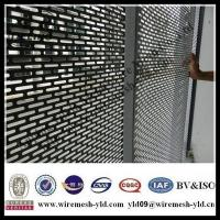 Wholesale slotted hole perforated metal sheet from china suppliers
