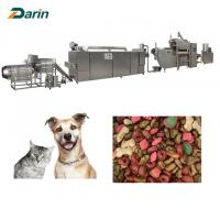 Wholesale DARIN Floating Fish Feed Dog Pet Food Processing Machinery English Manual from china suppliers