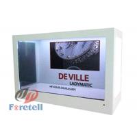 Wholesale TFT Lcd Panel Transparent LCD Display Advertising Machine 100 ~ 240V Power Supply from china suppliers