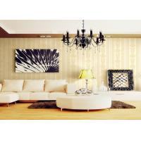 Wholesale Romantic Individuality Natural Plant Fiber Classic Damask Wallpaper For Sofa Background from china suppliers
