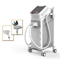 Wholesale Easy Install Yag Laser Hair Removal Machine , Multi Languages Professional Laser Machine from china suppliers