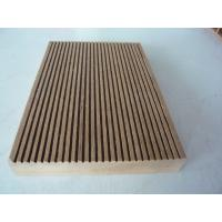 Wholesale outdoor wpc decking/eco-friendly plastic wood decking from china suppliers