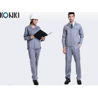 Buy cheap Adults Safety Professional Work Uniforms For Builders Work Wear / Engineer Uniform from wholesalers