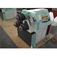 Wholesale 3 Roller Hydraulic Profile Bending Machine For Tube / Pipe Arc Down Adjusting from china suppliers