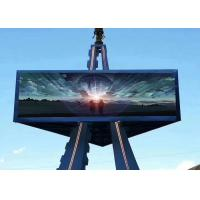 Wholesale P8 Electronic Outdoor Advertising Led Display Screen For Large Companies / Small Institutions from china suppliers