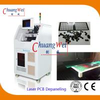 Wholesale High Precision Pcb Depaneling Equipment  All Solid State UVLaser 355nm from china suppliers