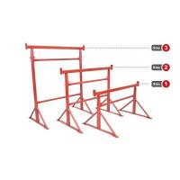 Wholesale Size 1 Size 2 Size 3 Scaffolding Adjustable Steel Trestles With Removable Feet from china suppliers