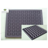 Wholesale Airflow Computer Raised Floor , Data Center Raised Floor Tiles from china suppliers