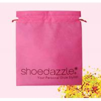 Wholesale Drawstring Bag / Dust Bag / Recycle Nonwoven Drawstring Gift Bag from china suppliers