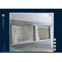 Wholesale Lab Furniture Safety Benchtop Fume Hood ,  Cold-Roll Steel Materials Laboratory Fume Cupboards from china suppliers