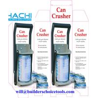 Buy cheap 16 Ounce Good Quality Hand Can Crusher from wholesalers
