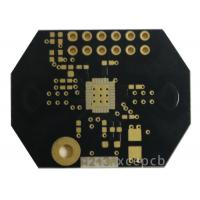 Wholesale Immersion Gold Multilayer PCB Circuit Board Micro Via Holes Battery Protection Circuit from china suppliers