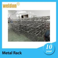 Wholesale Sheet Metal Painted Medical Equipment Metal Tube Frame BY Stainless Steel from china suppliers
