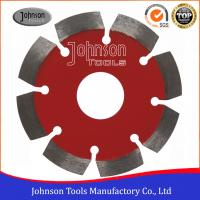 Wholesale Laser Diamond General Purpose Saw Blades For Cutting Concrete , Brick , Stone from china suppliers