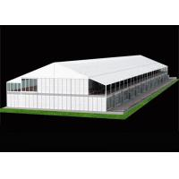 Wholesale Solid Wall Aluminum Two Layer Tent , Fabric Covered Storage Building 2 Decker from china suppliers