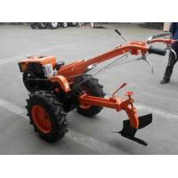 Wholesale Walking Tractor / Hand Tractor with Single Plough / Plow from china suppliers