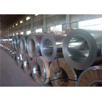 Wholesale Anti Erosion Galvanized Steel Coils Chromated / Passivated Chemical Processing from china suppliers
