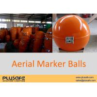 Wholesale GFRP Aircraft Warning Balls 600mm for Power Lines FAA AC 70/7460-1K from china suppliers