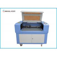 Wholesale 60w 80w Wood Leather Mini Laser Cutting Machine With Rotary Devices from china suppliers