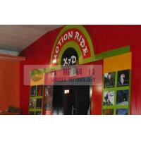 Wholesale Pakistan Resort Hill XD Movie Theater , 7D Motion Rides With bubble rain wind immersive effects from china suppliers