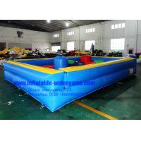 Wholesale Outdoor Gladiator Joust Inflatable Sports Games High Performance With CE Blower from china suppliers