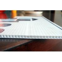 Wholesale Moisture-Resistance Hollow Corrugated Polypropylene Sheet from china suppliers