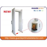 Wholesale High Sensitivity Intelligent Walk Through Metal Detector , Door Frame Security Detector For Airport from china suppliers