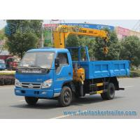 Wholesale 3.2 T XCMG Straight Crane 4 x 2 Truck FORLAND Brand Of Chassis from china suppliers