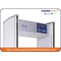 Wholesale Muti Zone 255 Level Non-Metal Scanner Gate , full Body Scanning metal detector for security from china suppliers
