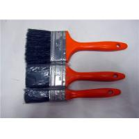 Wholesale Multi Color Plastic Handle Flat Shape Wall Cleaning Brush , Paint Brushes For Ceiling from china suppliers