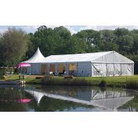 Wholesale 20m * 30m White Marquee European Style Custom Event Tents For Outdoor Party from china suppliers