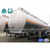Wholesale Dongfeng Aluminum Alloy Diesel Oil Tank Tri Axle Trailer 180 HP 12R22.5 from china suppliers