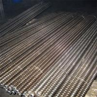 Wholesale Formwork tie rod with D15 thread, Cold rolled from china suppliers