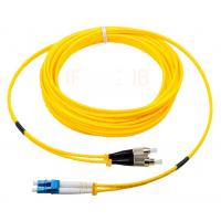 Wholesale FC to LC singlemode duplex optical fiber jumper 0.2dB insertion loss corning fiber from china suppliers