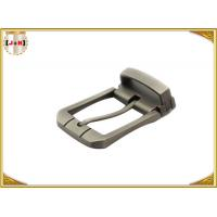 Wholesale Unique Design Square Metal Brass Color Belt Buckles 35mm Inner Size Zinc Alloy from china suppliers