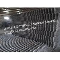 Wholesale Square Ribbed Steel Reinforcing Mesh Contruct Reinforced Concrete Slabs from china suppliers