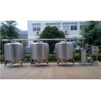Buy cheap Auto Split Type CIP system from wholesalers