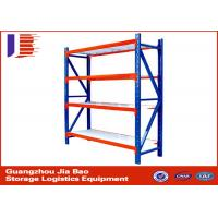 Wholesale Removable Warehouse Storage Racks Iso9001warehouse shelving systems from china suppliers