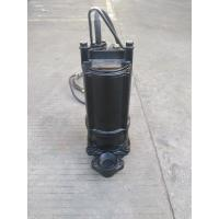 Wholesale Portable Non Clog Sewage Pump , Submersible Single Stage Centrifugal Pump rpm 2900 from china suppliers